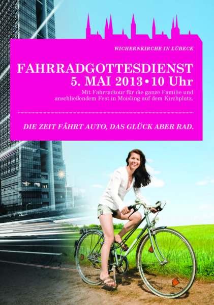 FahrradgottesdienstPlakat 2013